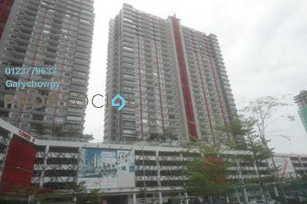For Sale Condominium at Koi Prima, Puchong Freehold Semi Furnished 3R/2B 292k