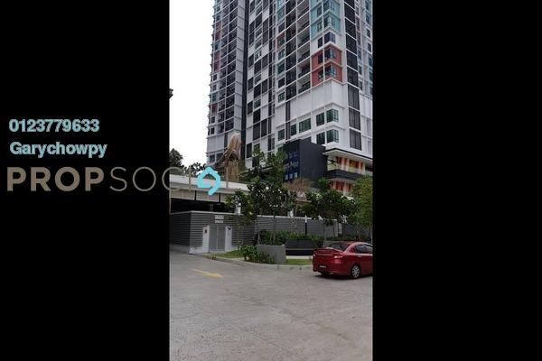 For Sale SoHo/Studio at i-City, Shah Alam Freehold Semi Furnished 2R/2B 380k