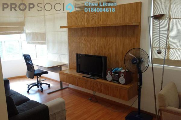 For Rent Serviced Residence at Park View, KLCC Leasehold Fully Furnished 1R/1B 2.5k