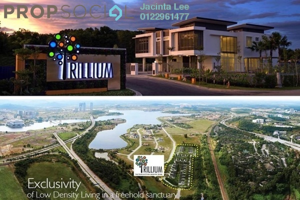 For Sale Superlink at Trillium, Cyberjaya Freehold Unfurnished 6R/6B 1.38m
