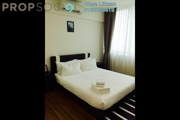 For Rent Serviced Residence at Summer Suites, KLCC Freehold Fully Furnished 0R/0B 2.3k