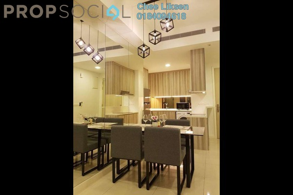 For Rent Serviced Residence at Nadi Bangsar, Bangsar Freehold Fully Furnished 1R/1B 3.4k