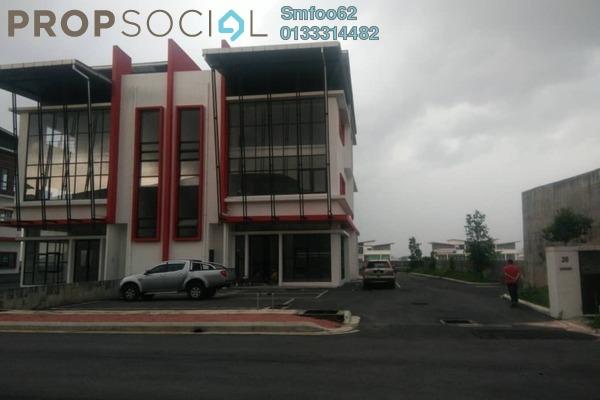 For Sale Factory at Bukit Angkat, Kajang Freehold Unfurnished 0R/0B 4m