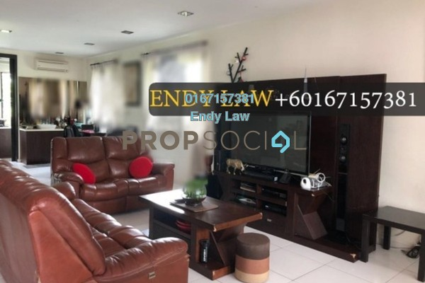 For Sale Terrace at Luciana, Setia Eco Gardens Freehold Fully Furnished 4R/3B 570k