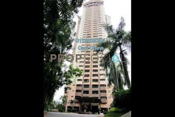 For Rent Condominium at Angkupuri, Mont Kiara Freehold Fully Furnished 3R/2B 3k