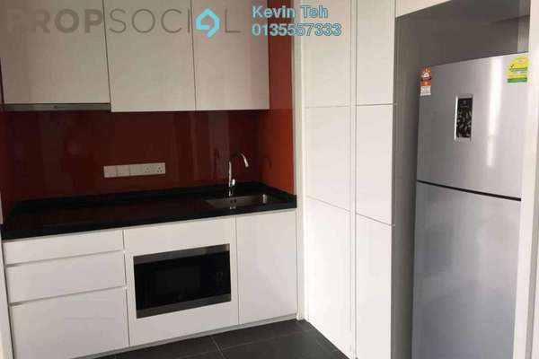 For Sale Condominium at Arcoris, Mont Kiara Freehold Semi Furnished 1R/2B 1.05m