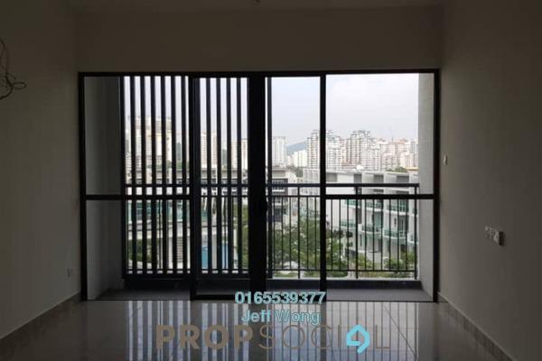 For Sale Condominium at Skycube Residence, Sungai Ara Freehold Unfurnished 3R/2B 598k