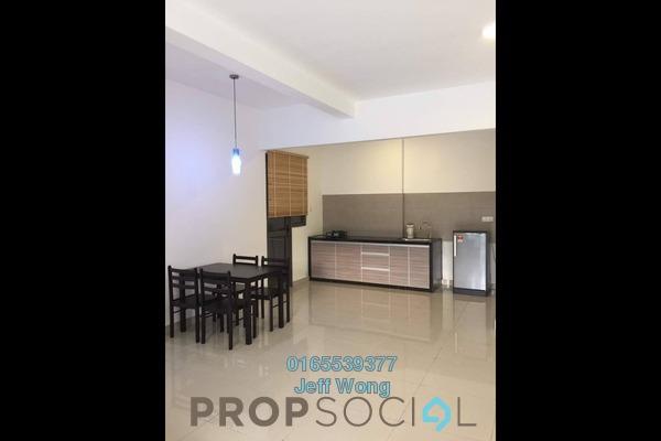For Sale Condominium at Skycube Residence, Sungai Ara Freehold Semi Furnished 3R/2B 649k