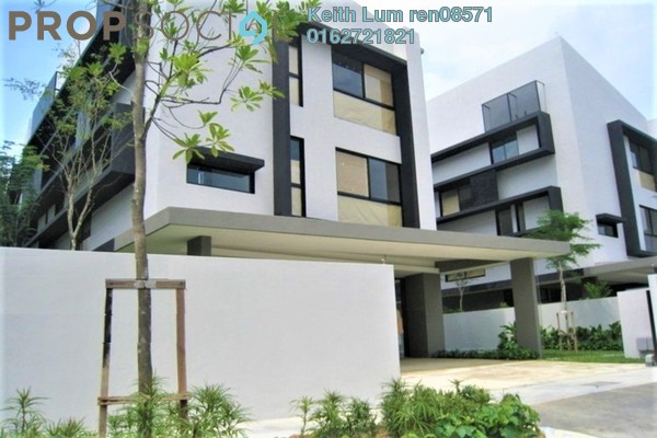 For Rent Bungalow at 20trees, Melawati Freehold Fully Furnished 6R/6B 11k