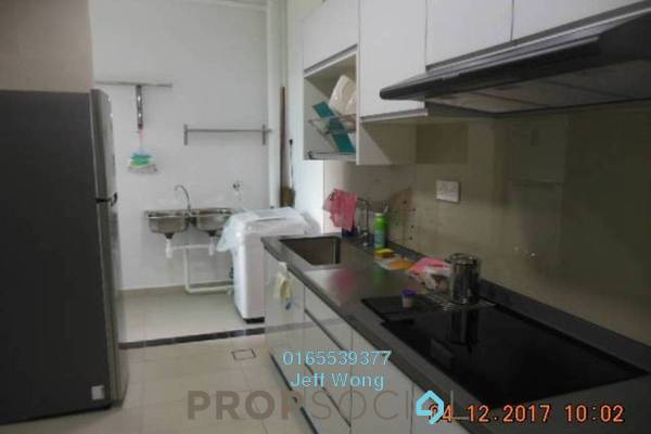 For Rent Condominium at Setia Pinnacle, Sungai Ara Freehold Semi Furnished 3R/2B 1.8k