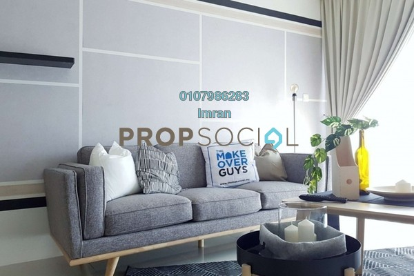 For Rent Condominium at Verdana, Dutamas Freehold Fully Furnished 3R/3B 4.3k