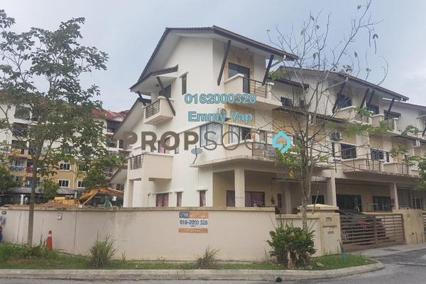 For Sale Terrace at Casa Residence, Bandar Mahkota Cheras Freehold Unfurnished 5R/4B 950k