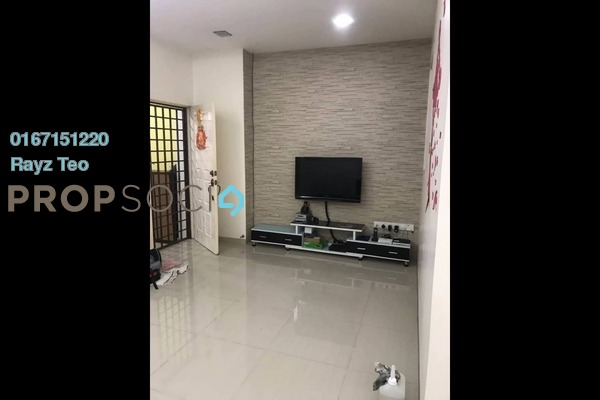 For Sale Terrace at Jalan Bayu, Bandar Seri Alam Freehold Fully Furnished 5R/4B 510k