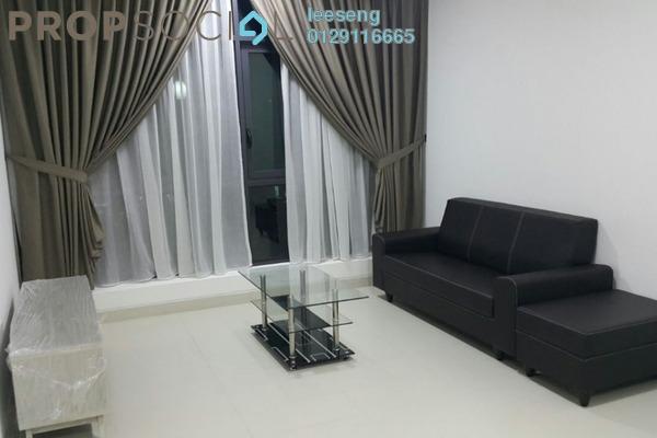 For Rent Condominium at AraGreens Residences, Ara Damansara Freehold Fully Furnished 2R/1B 1.95k