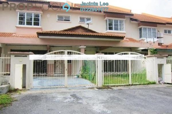 For Sale Terrace at Bandar Sunway Semenyih, Semenyih Freehold Semi Furnished 4R/3B 438k