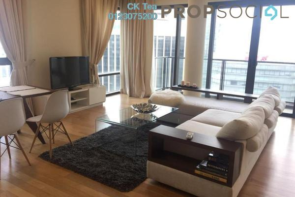 For Sale Serviced Residence at St Mary Residences, KLCC Freehold Fully Furnished 1R/1B 1.62m