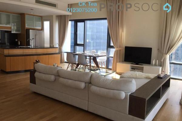 For Rent Serviced Residence at St Mary Residences, KLCC Freehold Fully Furnished 1R/1B 5.3k