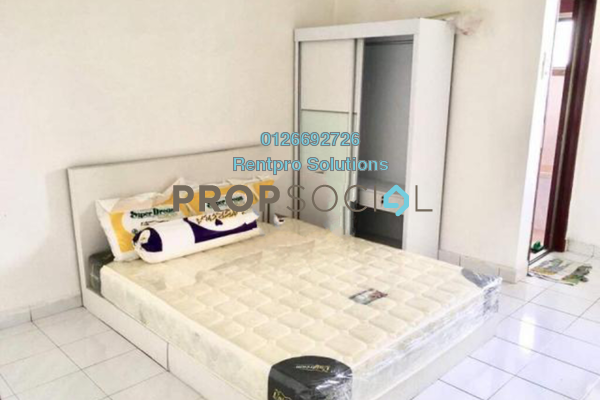 For Rent Apartment at Pandan Indah, Pandan Indah Freehold Fully Furnished 3R/2B 1.2k
