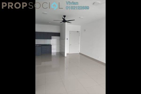For Rent Condominium at Parkhill Residence, Bukit Jalil Freehold Semi Furnished 3R/3B 1.7k