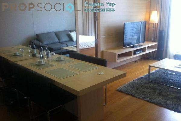 For Rent Serviced Residence at Vipod Suites, KLCC Freehold Semi Furnished 2R/1B 3.5k