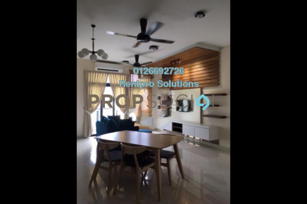 For Rent Condominium at J.dupion, Cheras Freehold Fully Furnished 2R/2B 2.8k