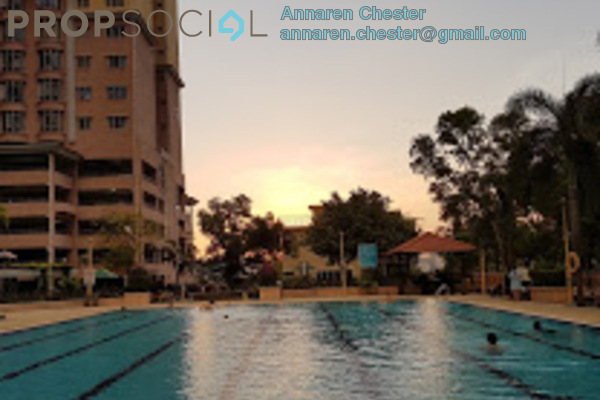 For Rent Condominium at Angkasa Condominiums, Cheras Freehold Fully Furnished 3R/2B 1.7k