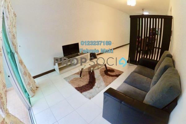 For Sale Condominium at Metropolitan Square, Damansara Perdana Leasehold Semi Furnished 3R/2B 570k