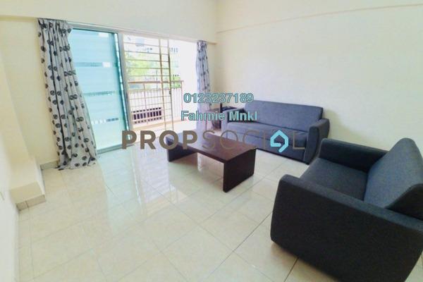 For Sale Condominium at Kelana Mahkota, Kelana Jaya Leasehold Semi Furnished 4R/2B 570k