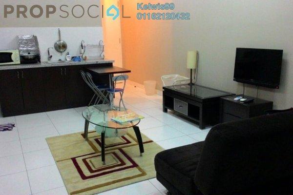 For Rent Condominium at Neo Damansara, Damansara Perdana Freehold Fully Furnished 0R/1B 1.4k