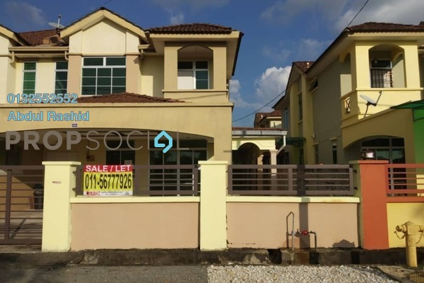 For Sale Terrace at Taman Sri Manis, Alor Setar Freehold Unfurnished 4R/3B 396k