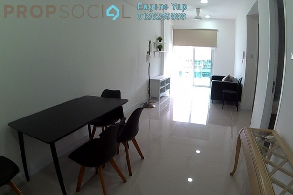 For Rent Serviced Residence at Suria @ North Kiara, Segambut Freehold Fully Furnished 2R/2B 1.8k