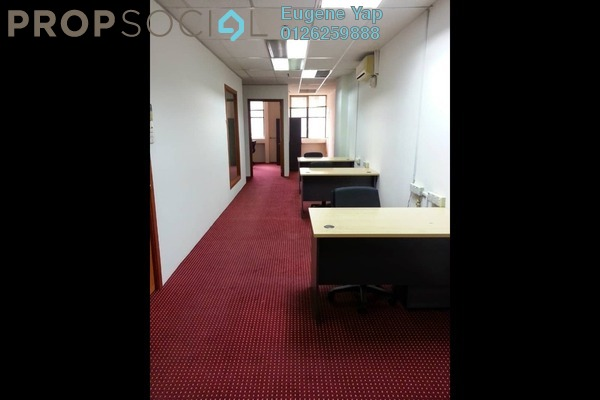 For Rent Office at Plaza Mont Kiara, Mont Kiara Freehold Fully Furnished 0R/1B 3.3k