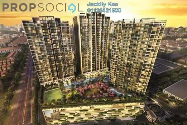 For Sale Serviced Residence at Greenfield Residence, Bandar Sunway Leasehold Unfurnished 2R/1B 400k