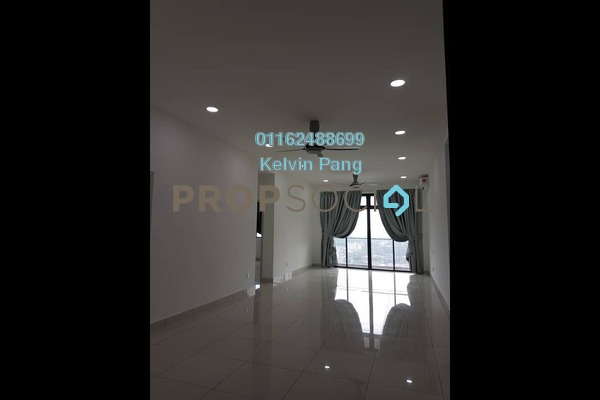 For Sale Condominium at Aspen Residence, Jelutong Freehold Semi Furnished 3R/3B 860.0千