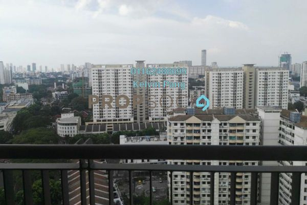 For Sale Condominium at Aspen Residence, Jelutong Freehold Unfurnished 3R/2B 720k
