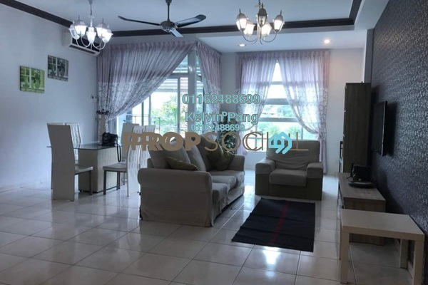 For Sale Condominium at The Brezza, Tanjung Tokong Freehold Fully Furnished 3R/2B 630k