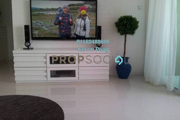 For Sale Condominium at Platino, Gelugor Freehold Fully Furnished 4R/4B 1.7m