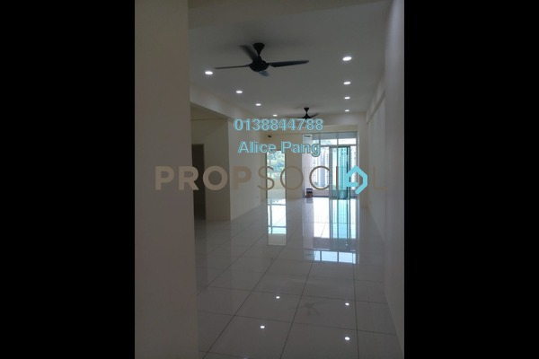 For Rent Condominium at Sierra East, Relau Freehold Unfurnished 3R/2B 1.3k