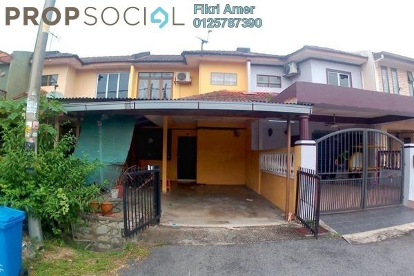 For Sale Terrace at Taman Subang Perdana, Subang Leasehold Unfurnished 3R/2B 390k