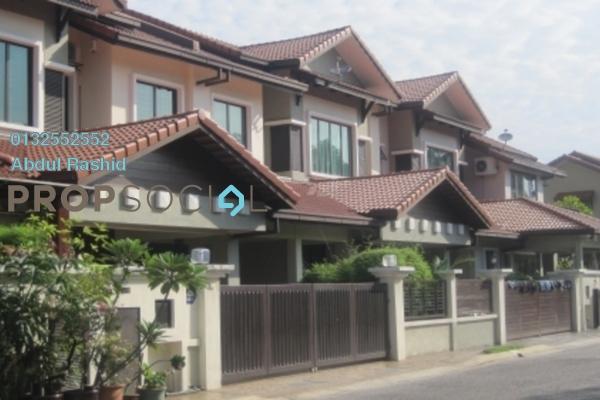 For Rent Terrace at Taman Setiawangsa, Setiawangsa Freehold Semi Furnished 4R/3B 2.35k