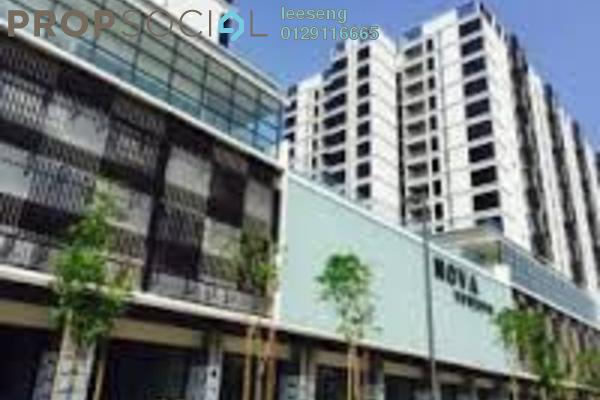 For Rent Condominium at Nova Saujana, Saujana Freehold Fully Furnished 3R/2B 3.15k