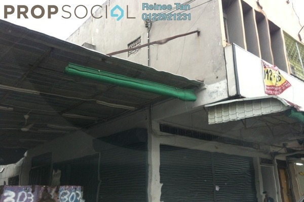 For Rent Shop at Taman Len Sen, Cheras Freehold Unfurnished 0R/0B 4k