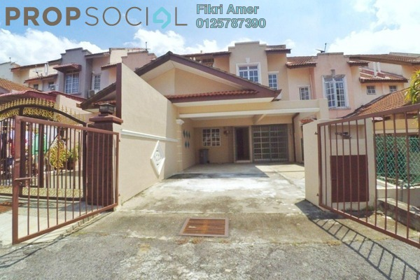 For Sale Terrace at Seremban 3, Seremban Freehold Unfurnished 4R/3B 380k