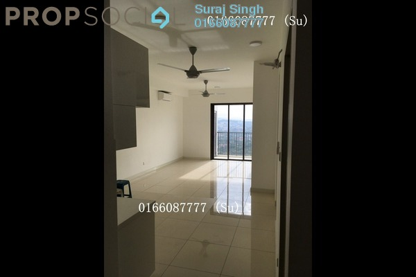 For Rent Serviced Residence at Putra Residence, Putra Heights Freehold Semi Furnished 3R/2B 1.7k