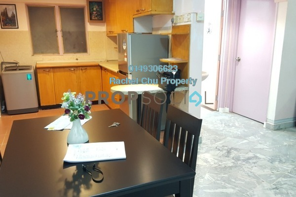 For Rent Condominium at Vantage Point, Desa Petaling Freehold Semi Furnished 3R/2B 1.2k