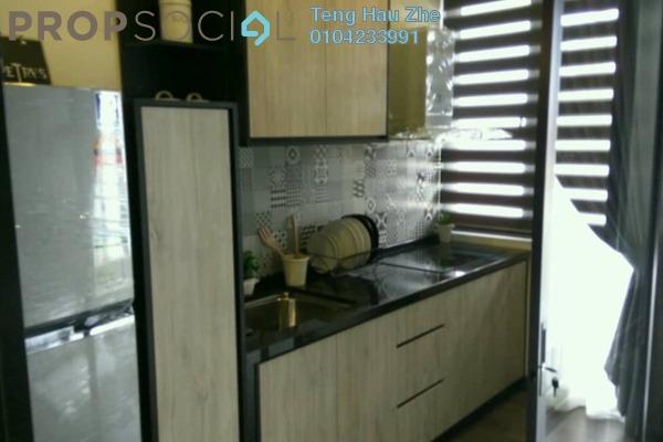 For Sale Condominium at Taman Pelangi Semenyih, Semenyih Freehold Fully Furnished 2R/1B 220k