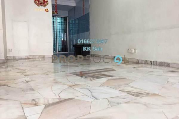 For Rent Superlink at Taman Bukit Mewah, Kajang Freehold Semi Furnished 4R/3B 1.3k