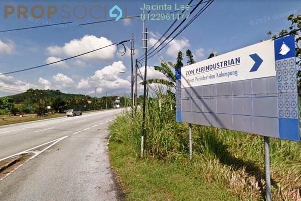 For Sale Factory at Pekan Kuala Kubu Bharu, Selangor Freehold Semi Furnished 0R/6B 1.97m