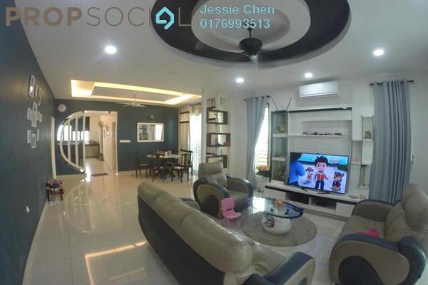 For Rent Terrace at Elvina, Bandar Sri Sendayan Freehold Fully Furnished 4R/4B 2.5k