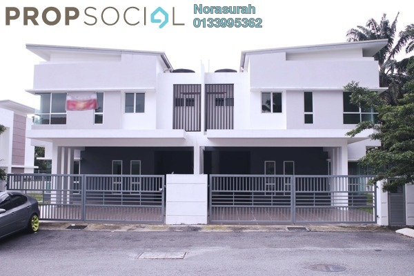 For Sale Semi-Detached at Taman Melur, Semenyih Freehold Unfurnished 5R/4B 850k